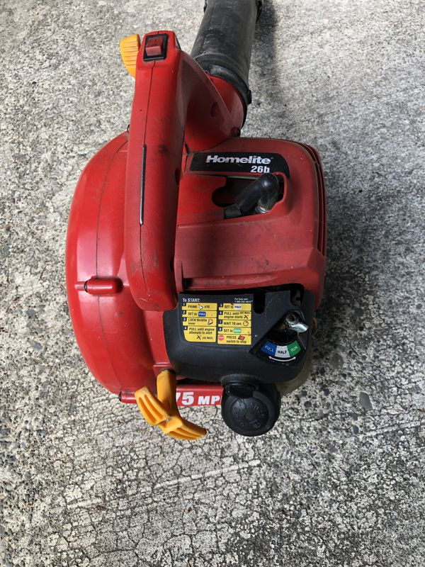 New and Used Leaf blowers for Sale in Gig Harbor, WA - OfferUp
