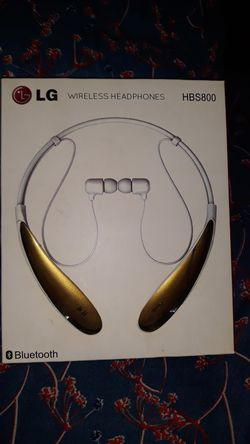 LG HBS800 WIRELESS HEADPHONES 4colors Thumbnail