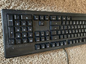 Dell, gaming laptop with razer mouse, steelseries keyboard and gaming mouse pad for Sale in Washington, DC