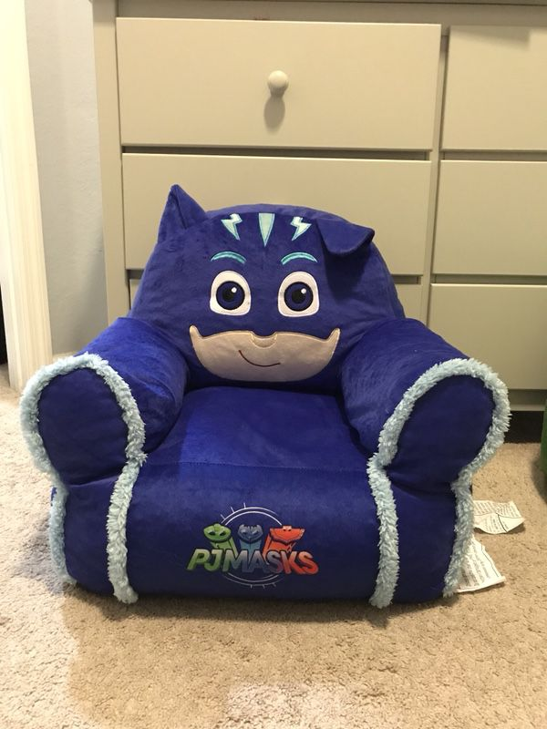 Swell Pj Mask Catboy Bean Bag Chair For Sale In Homestead Fl Andrewgaddart Wooden Chair Designs For Living Room Andrewgaddartcom