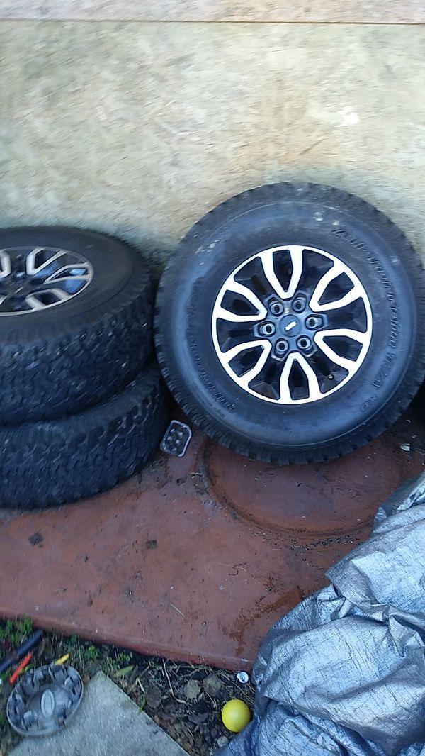 Used Car Dealerships In Des Moines >> Tires rims raptor f150 lmk truck car for Sale in Orlando, FL - OfferUp