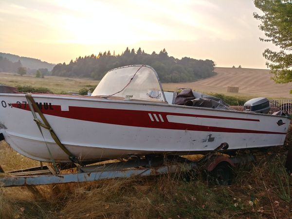 1961 15ft all aluminum Mirrocraft boat w/ 25hp evinrude motor for Sale in  Hillsboro, OR - OfferUp