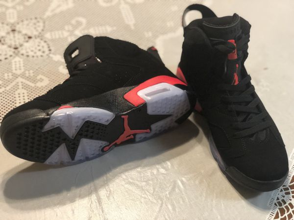 c78cf13ff779ce AIR JORDAN 6 RETRO  INFRARED 9.5  contact info removed  for Sale in ...