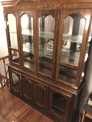 Display cabinet for Sale in Silver Spring, MD