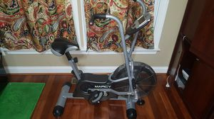 Marcy upright cardio exercise bike for Sale in Aldie, VA