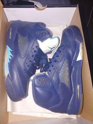 Jordan retro 5s still very fresh for Sale in Temple Hills, MD