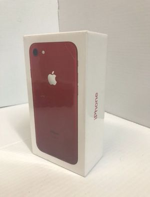 Product RED IPhone 7 for Sale in Baltimore, MD