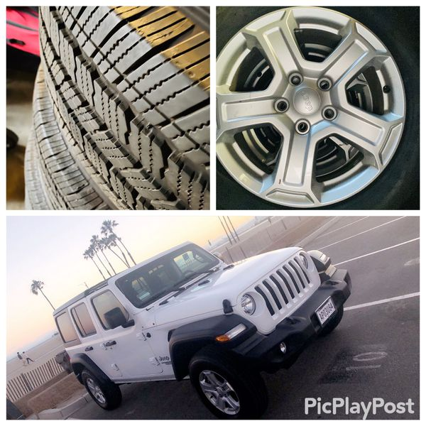 2019 Jeep Tires For Sale In Bellflower, CA