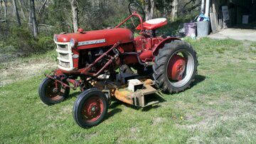 Parts for FARMALL cub tractor for Sale in Nashville, TN - OfferUp