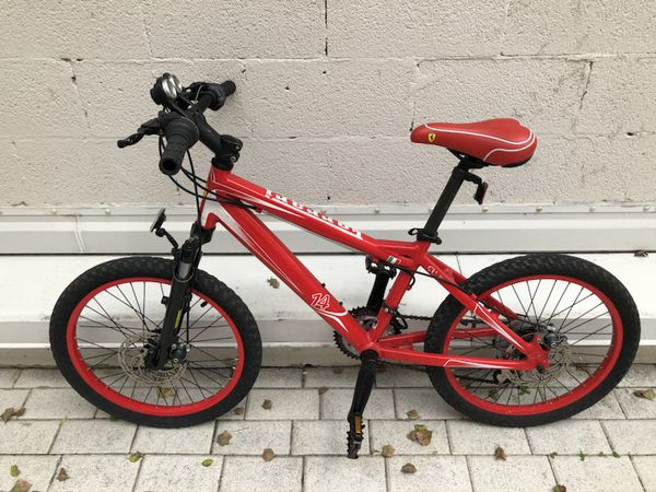 Genuine Ferrari Cx  Mountain Bike Like New Bicycles In Miami Fl Offerup