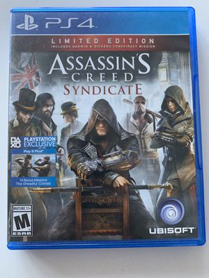 Assasins Creed Syndicate for Sale in Chicago, IL