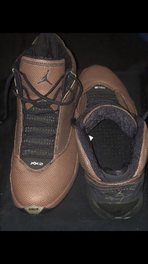 Air Jordan (22)- Basketball Leather Material- Size 10.5 for Sale in Goulds, FL