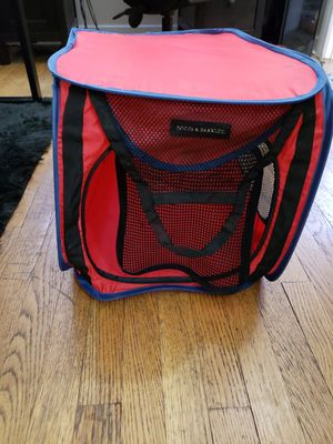 Collapsible dog Kennel. for Sale in Seattle, WA