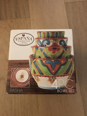 New set of bowls for Sale in New York, NY