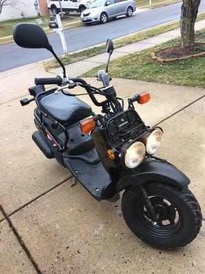 Honda ruckus for Sale in Gainesville, VA