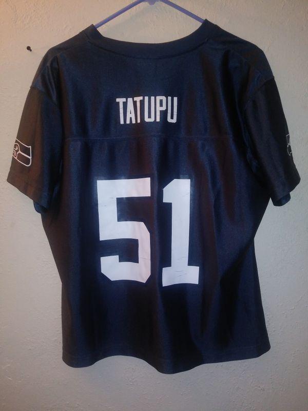 Seattle Seahawks jersey  51 Lofa Tatupu for Sale in Olympia f76f63c37