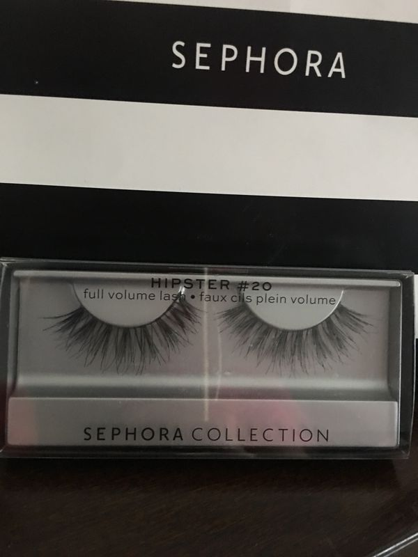 1b1b9c5ae1d Sephora collection Eyelashes for Sale in Perris, CA - OfferUp