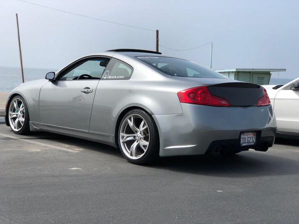06 G35 Coupe 103k Miles Trade Clean Le
