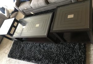 Coffee Table and Two End Tables For Sale for Sale in Arlington, VA