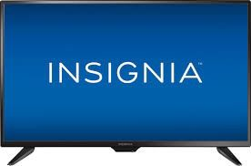 "Photo Insignia 32"" TV"