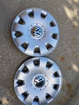 4 VW hubcaps. S110. for Sale in Orlando, FL