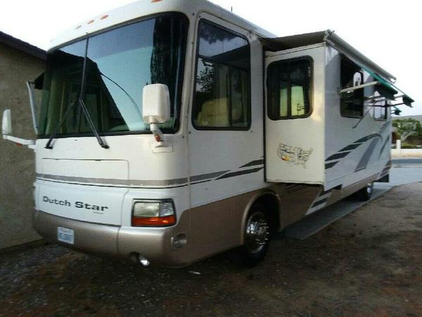 2000 38' Diesel Pusher Motorhome for Sale in Apple Valley, CA - OfferUp