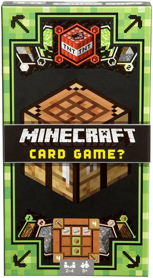 Minecraft card game for Sale in Columbus, OH