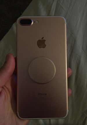 iPhone 7 Plus rose gold for Sale in Millersville, MD