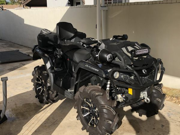 2017 can am outlander xmr 1000 for sale in miami fl offerup. Black Bedroom Furniture Sets. Home Design Ideas