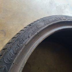 1 Nankang As1 Low Profile Tire Thumbnail