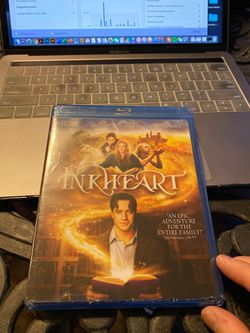 Inkheart sealed Blu-ray Disc brand new condition Thumbnail