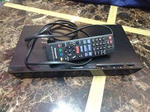Panasonic dvd Blu-ray player WiFi Netflix youtube for Sale in Leesburg, FL