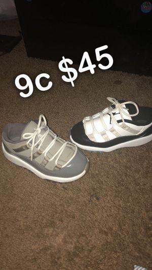 Retro 11s size 9c $45 each for Sale in Cahokia, IL