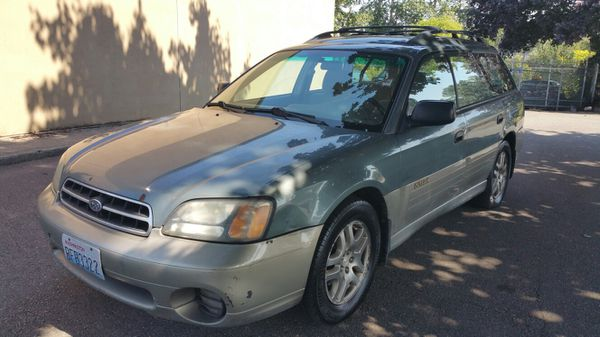2002 Subaru Outback For Sale In Tacoma Wa Offerup