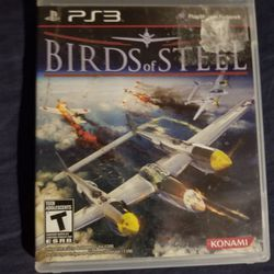 Birds Of Steel For Ps3 Thumbnail