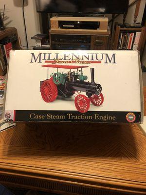 Photo Millennium Edition Farm Classics - Case Steam Tractor Engine