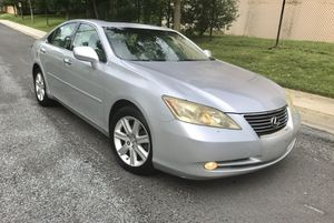 $6500 F I R M •• 2007 Lexus ES 350 •• Push to Start •• Drives Smooth Keyless for Sale in South Kensington, MD