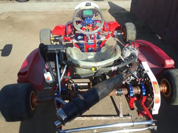 Shifter Kart Electric Start Race Ready