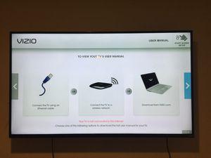 Vizio 55' 1080P flatscreen HD TV for Sale in Potomac, MD
