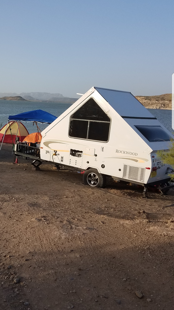 2013 Rockwood A-frame pop up (Campers & RVs) in Albuquerque, NM ...