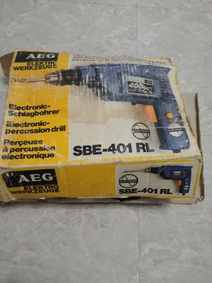 AEG electric drill with bits for Sale in Glen Burnie, MD