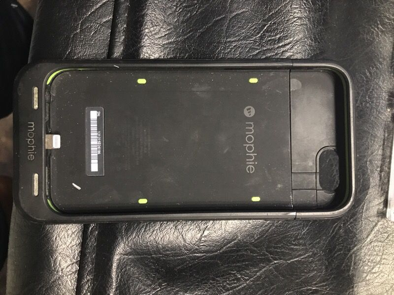 iPhone 6/6 plus Mophie Juice Pack