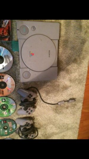 Sony Original Play Station 1 For Sale In Oak Lawn IL