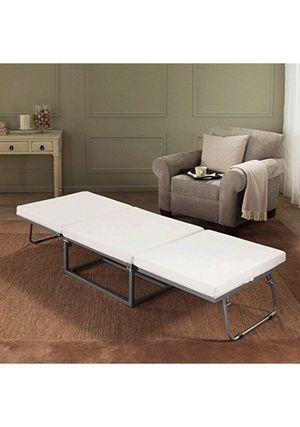 Novaform Home Stowaway Folding Bed Premium Memory Foam Guest Bed for Sale in Rockville, MD