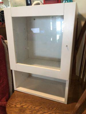 Little white cabinet for Sale in Falls Church, VA