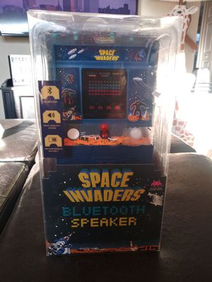 Space Invaders Bluetooth Speaker for Sale in Gaithersburg, MD