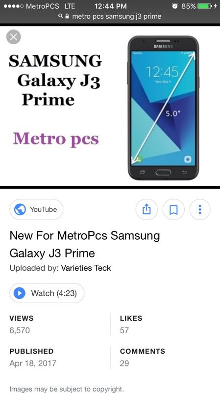 Brand new metro pcs Samsung galaxy phone with 1 month unlimited service  included for Sale in Statesboro, GA - OfferUp