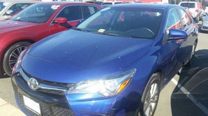 2015 toyota camry SE 4DR for Sale in Manassas, VA