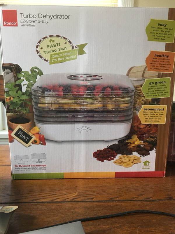 Ronco 5tray Food Dehydrator Healthy Eating For Sale In Columbus Oh