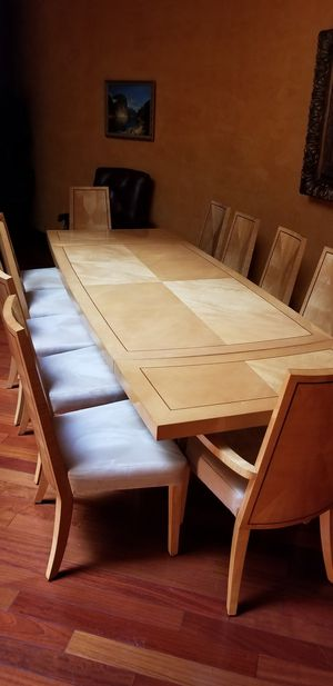 Dining Or Office Meetings Table Set For Sale In Seattle WA
